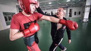Тренер Поветкина показал как бить для нокаута
