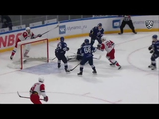 KHL Top 10 Goals for Week 12 2020/2021