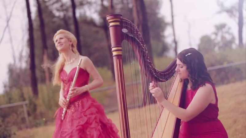 Tum Hi Ho by Sound Spirit s International Harpist and Flautist duo now in India