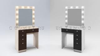 CCOMFY - Гримёрные столики, зеркала с подсветкой, в наличии и под заказ