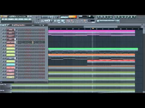 Sergey Nevone Simon OShine Apprehension (Sava Remake) FLP [FL Studio]