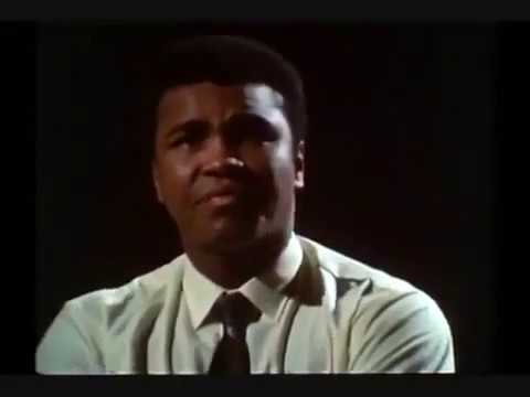 Muhammad Ali and Cus D'Amato discuss boxing strategies