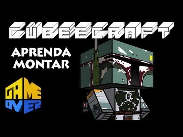 Cubeecraft - Aprenda a Montar - Game Over