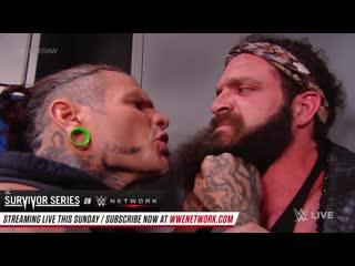 RAW: Jeff Hardy & Elias WANTED