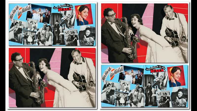 Bill Haley and Caterina Valente Vive Le Rock N Roll 1959