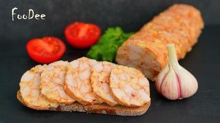Как ОБАЛДЕННО вкусно приготовить куриное филе - вместо колбасы на бутерброды!