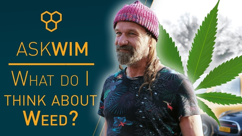Iceman Wim Hof and Weed? AskWim