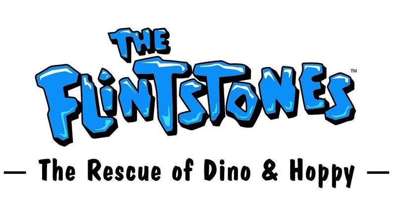 The Flintstones The Rescue of Dino Hoppy Флинтстоуны спасение Дино и Хоппи Прохождение