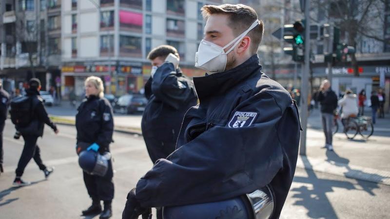 Nichtgenehmigte Demonstrationen Polizei löst Protestaktionen auf