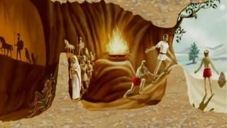 La fin de votre captivité s'obtient à travers la foi, et se fait par Mon Esprit