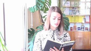 """Анна Ахматова """"Мужество"""", читает Белявцева Дарья, проект #vРифме"""