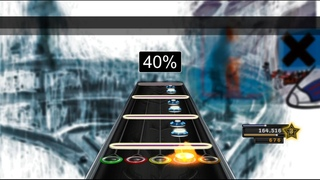 Radiohead - Paranoid Android [Clone Hero Chart Preview]