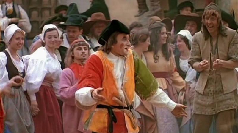 Полная версия песни не вошедшая в фильм Д'Артаньян и три мушкетёра