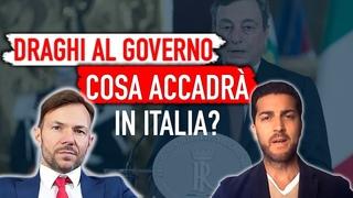 Draghi al governo. Cosa accadrà in Italia? - Intervista a Francesco Amodeo