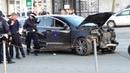 Случайный свидетель. Происшествие. Арест мужика. Разбили окно машины кирпичом.