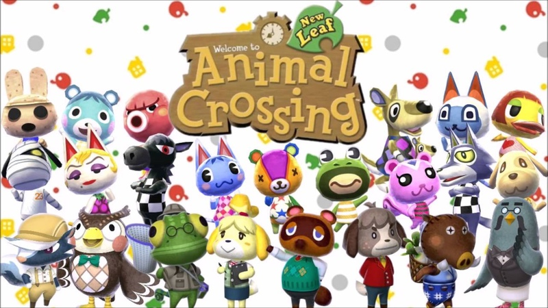 Animal Crossing New Leaf OST 'Nook's Homes'