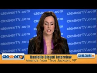 Danielle Bisutti Interview: True Jackson, VP