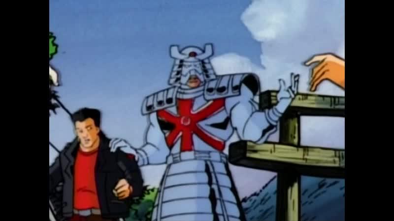 Сезон 03 Серия 19: Оружие Икс, ложь, и видео   Люди Икс (1994-1996) / X-Men   Weapon X, Lies, And Video Tape