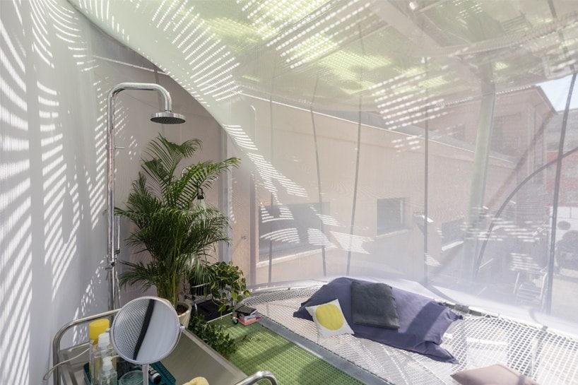 Компактное летнее жилище от автобренда MINI / So-Il