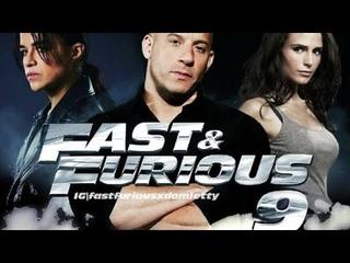 Форсаж 9 новый фильм 2020 БОЕВИК Fast & Furious 9 New Action Movie 2020