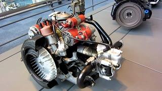 Toyota U Type Engine (1961)