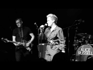 Alice Russell - Dressed To Impress (Live)