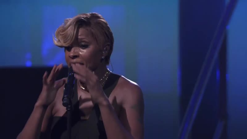 Mary J. Blige - Live at iTunes Festival (2014)