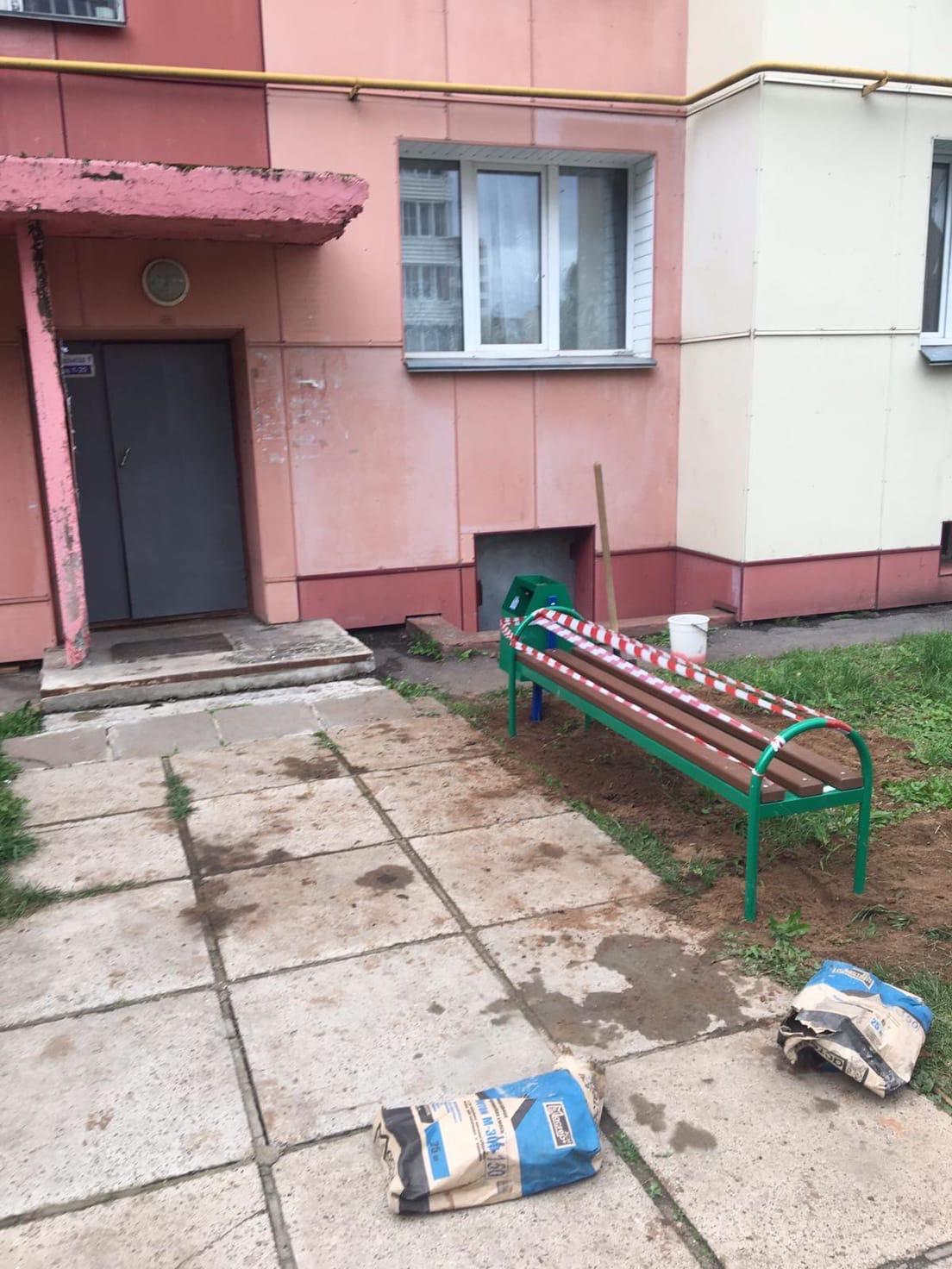 Улица Упита дом 5 корпус 2 установка