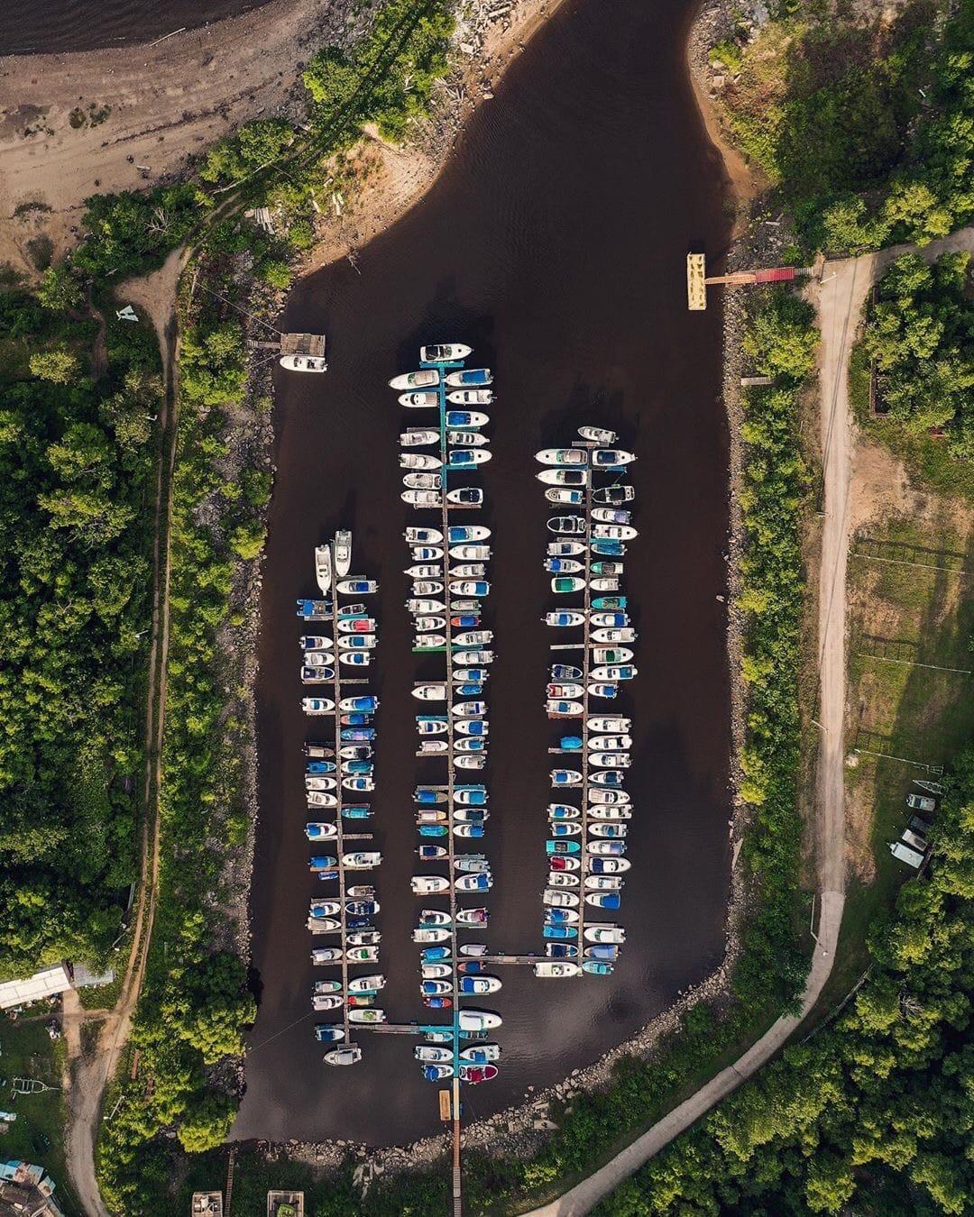 Там где живут катера