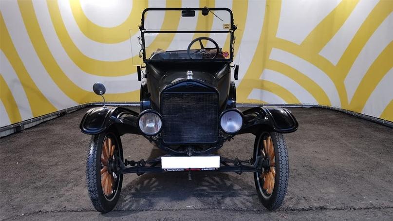 Житель Самары продаёт 98-летний автомобиль за 17 миллионов рублей