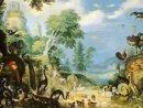 Peintures de Roelandt Savery Musique Haendel A mirarvi io son intento extrait