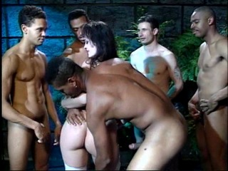 The gangbang girl 11 (deborah wells, berlin, monique)