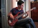 Metallica - master of pupets(bass cover)