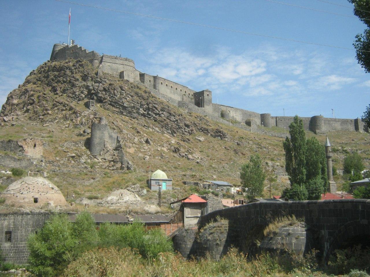 крепость в Карсе