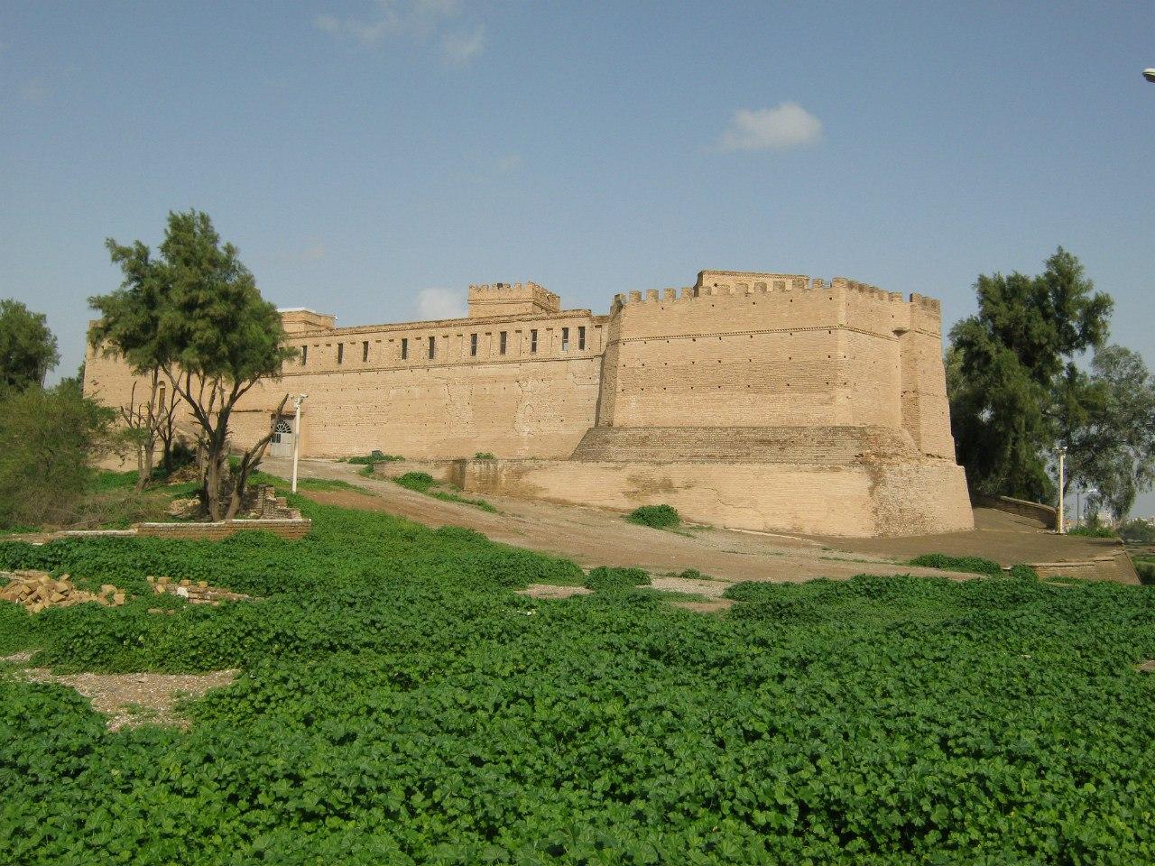 дворец Ападана в Хузестане