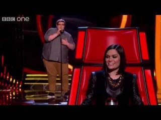 The Voice 2013 - Ash Morgan performs - Never tear us apart
