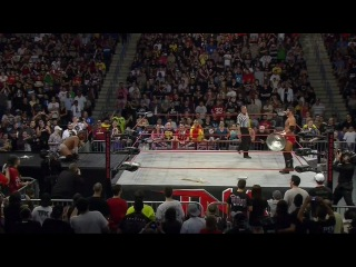 (wwe.my1.ru) tna bound for glory 2012 - james storm vs bobby roode (street fight, special enforcer: king mo)