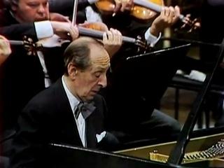 В. Горовиц - Рахманинов, концерт № 3 для фортепиано с оркестром d-moll