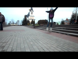 Сергей Глушанков kickflip