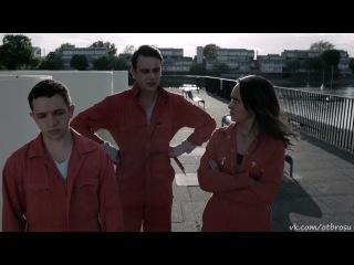 Руди: на меня прямо грустинка напала... (отбросы 4 сезон)