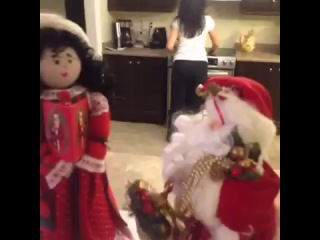 Spreading Christmas Joy Throughout My House - Vine by Christian Delgrosso