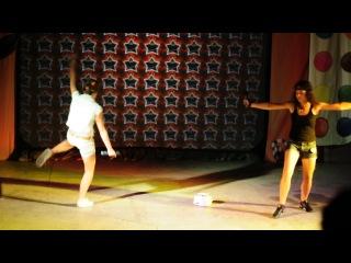 Шоу балет СДУВШИЕСЯ ШАРИКИ