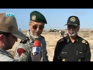 Иран Ормузский пролив 2013