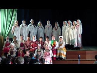 Великопостный концерт ансамбля Веретёнце 2013 Часть 4