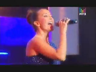 Жанна Фриске - А на море белый песок (Горячая 10-ка МУЗ-ТВ)