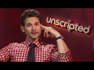 Unscripted with Eric Bana and Rachel McAdams