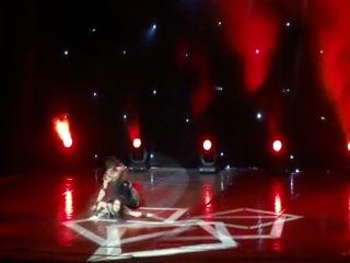 "Attention. Шоу балет Аллы Духовой ""ТОДЕС"" 2013"