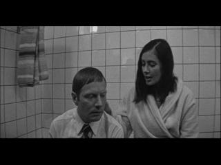 Виктория Федорова и Альберт Филозов в фильме Вид на жительство 1972