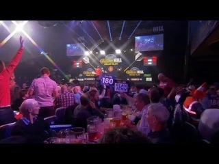 Tony O'Shea vs Robert Thornton (Grand Slam of Darts 2013 / Quarter Final)