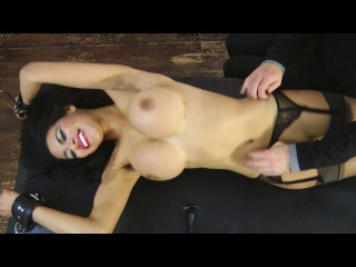 Olivia Stripped, Naked and Tickled Out of Her Mind